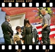 cane poliziotto ucciso